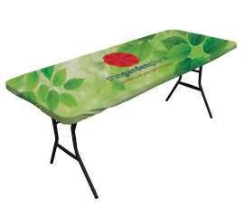 Dye sublimated table toppers (1)