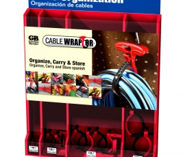 Cable Wraptor Display